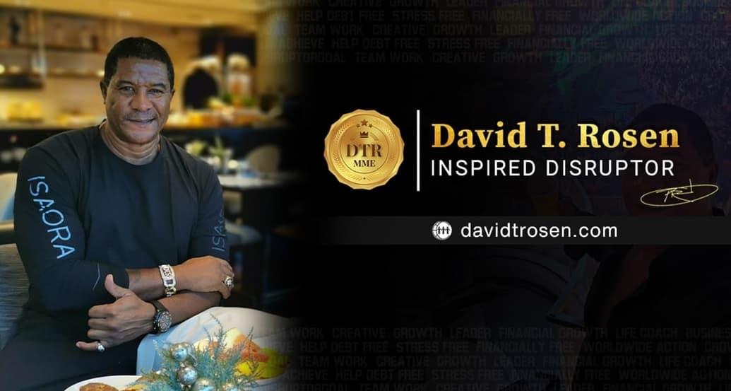 David T Rosen, Inspired Disruptor